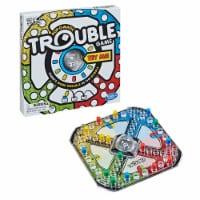 Hasbro Gaming Pop-O-Matic Trouble Board Game