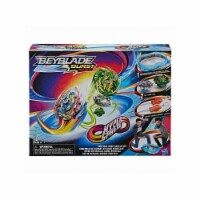 Hasbro HSBE7609 Beyblade Burst-Vertical Drop Battle Toys Set - 3 Piece