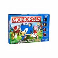 Hasbro HSBE8396 Monopoly Sonic Board Game