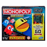 Hasbro Gaming Monopoly Arcade Pac-Man Board Game