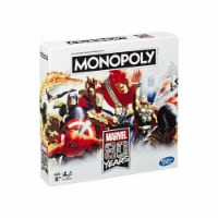 Hasbro HSBE7866 Monopoly Marvel 80th Anniversary Edition Board Game