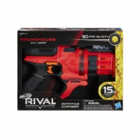 Nerf Rival Roundhouse XX-1500 Rotating Chamber Blaster - Red