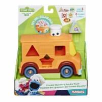 Hasbro Playskool Sesame Street Cookie Monster's Foodie Truck