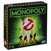 Hasbro HSBE9479 Monopoly - Ghostbusters Board Game