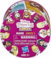 Hasbro 30378795 2 in. Disney Princess Comics Collectible Dolls