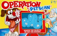Hasbro Gaming Operation Pet Scan Board Game