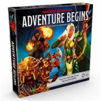 HASBRO HSBE9418 Dungeons & Dragons - Adventure Begins Board Game
