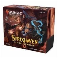 Magic® the Gathering Strixhaven School of Mages™ Bundle Set - 1 ct