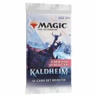 Magic The Gathering Kaldheim Set Booster Pack - 1 Unit