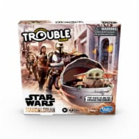 Hasbro Trouble: Star Wars The Mandalorian Edition Board Game
