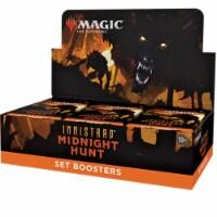 Magic: The Gathering - Innistrad: Midnight Hunt Set Booster - BOX