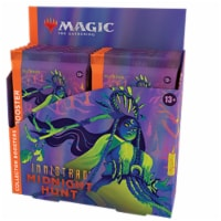 Magic: The Gathering - Innistrad: Midnight Hunt Collector Booster - BOX