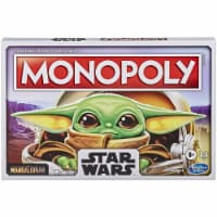 Monopoly: Star Wars The Child Edition Board Game for Families