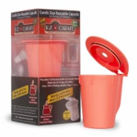 EZ-Carafe Refillable Capsule, Keurig 2.0 compatible - 1