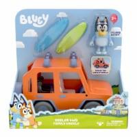 Moose Toys Bluey's Family Cruiser Vehicle - 1 ct