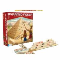 R & R Games 940 Pyramid Poker Board Game - Age 14 Plus