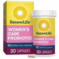 Renew Life Women's Probiotic Capsules