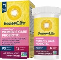 Renew Life Ultimate Flora Women's Care Probiotic Capsules - 60 ct