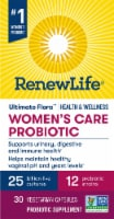 Renew Life Women's Care Ultimate Flora Probiotic  Vegetable Capsules
