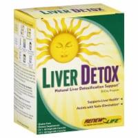 Renew Life Liver Detox Cleansing Program