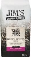Jim's Organic Happy House Blend Whole Bean Coffee