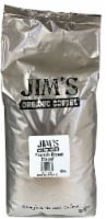Jim's Organic Coffee Decaf French Roast Whole Bean Coffee