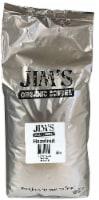 Jim's Organic Coffee Hazelnut Flavored Whole Bean Coffee