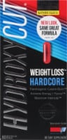 Hydroxycut Hardcore Rapid-Release Dietary Supplement Capsules 60 Count