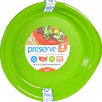 Preserve  Reusable Everyday Plates Apple Green