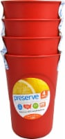 Preserve  Everyday Cups 16 - fl oz Capacity Pepper Red