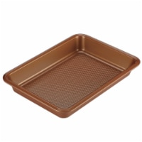 Ayesha Curry 47000 Cake Pan, 9 x 13 in. - Copper - 1
