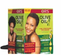 ORS Olive Oil Curl Stretching Texturizer Kit - 1 ct