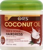 ORS Coconut Oil Hair & Scalp Hairdress - 5.5 oz