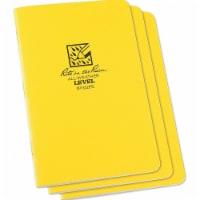 Rite in the Rain All Weather Notebook,Nonwirebound,PK3  311FX - 1