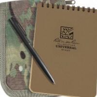 Rite in the Rain Notebook Kit,4 x 6  Sheet Size  946M-KIT - 1