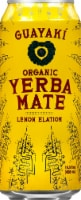 Guayaki Lemon Elation Yerba Mate