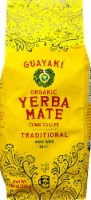 Guayaki Yerba Mate Organic Traditional Tea Bags