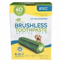 Ark Naturals - Brshls Tpst Dental Chw Md - 1 Each - 60 CT