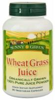 Sunny Green  Wheat Grass Juice - 90 Vegetarian Capsules