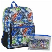 Cudlie 9-1 Set Sports Balls Backpack