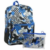 Cudlie Checkerboard Camo Backpack