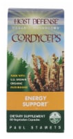 Fungi Perfecti  Host Defense® Organic Mushrooms™ CordyCeps