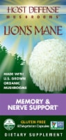 Host Defense Memory and Nerve Support Lions Mane Capsules