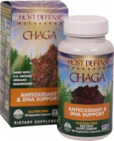 Fungi Perfecti  Host Defense Mushrooms Chaga Antioxidant & DNA Support