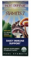 Fungi Perfecti  Host Defense Organic Mushrooms Stamets 7®