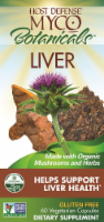 Host Defense Myco Botanicals Liver