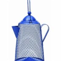 Perky-Pet NO/NO Metal Mesh Coffee Pot Bird Feeder CFE101 - 1