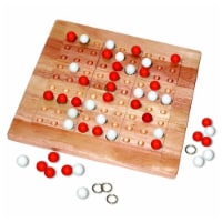 Mad Cave Games 1026 Tic-Tac-Ku Add On Unit Blue And White Balls