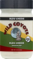 Wild Coyote Blue Cheese Dressing and Dip - 12 oz
