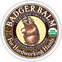 Badger Balm Organic For Hardworking Hands Lotion